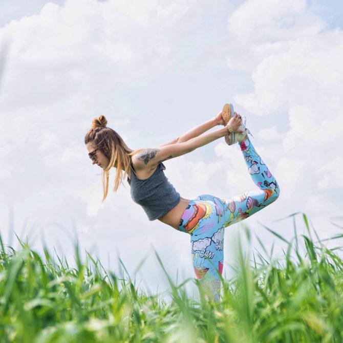 Guía rápida para hacer yoga