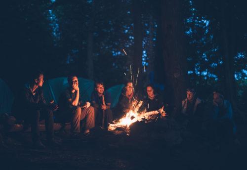 12 cosas a tener en mente cuando vayas de campamento