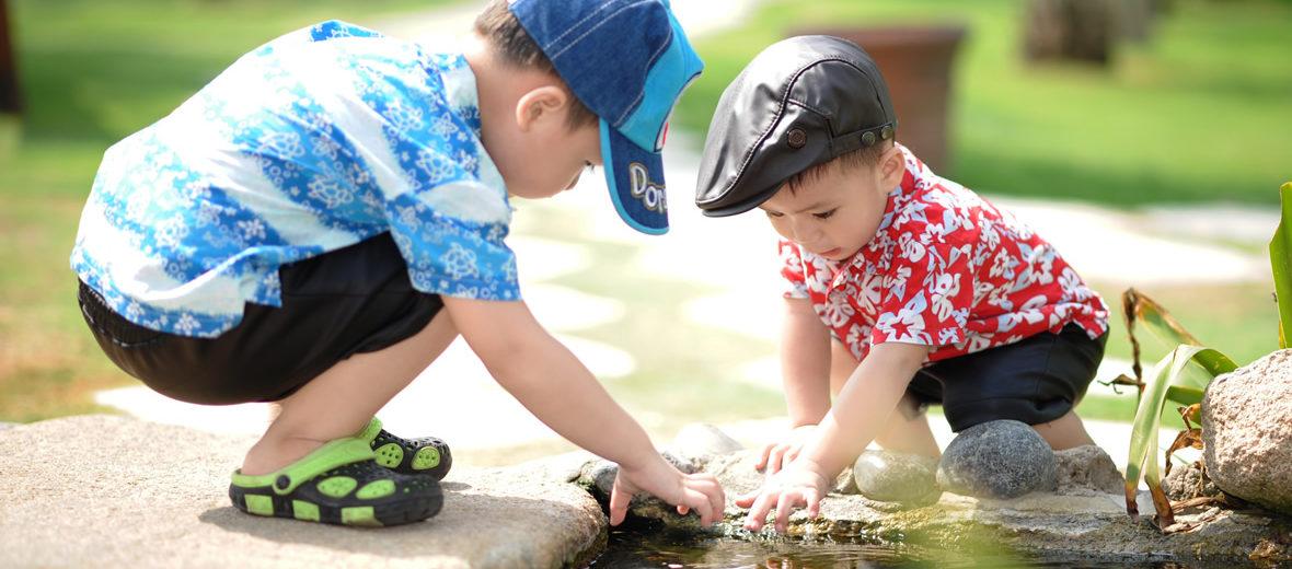 El juego en los niños, un método excelente para su enseñanza