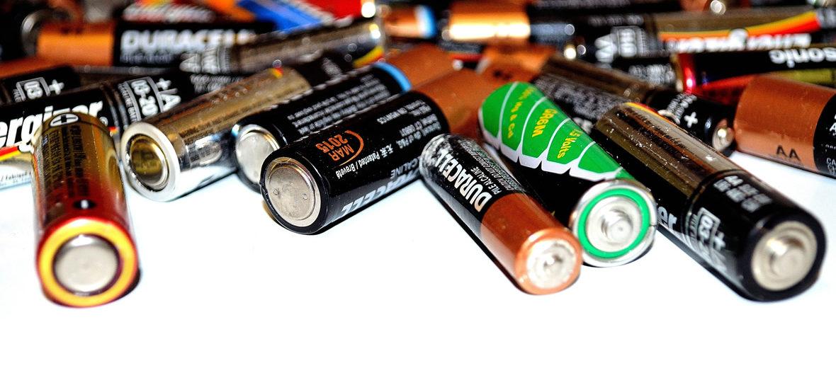 ¡Ponte las pilas! Recicla las baterías