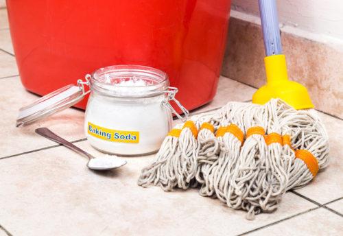 Limpiadores naturales