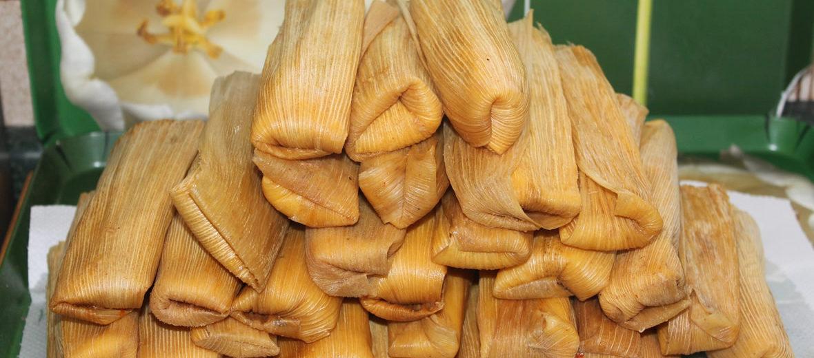 Conoce los principales tipos de tamales