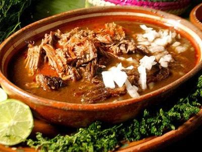 La birria, un platillo delicioso del estado de Jalisco