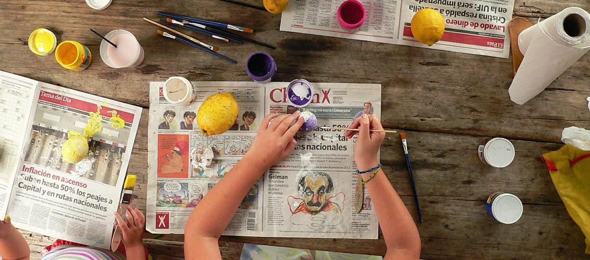 Talleres de Expresión Artística para niños