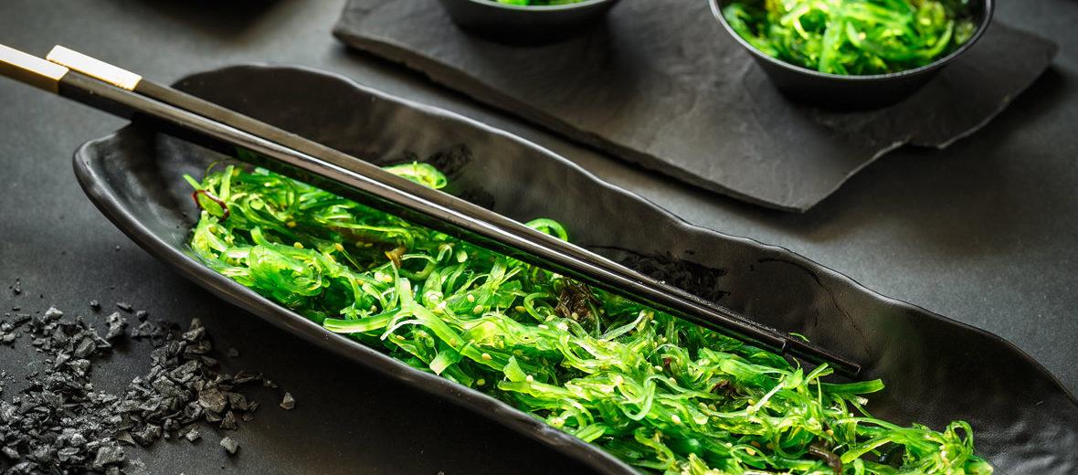 Beneficios de consumir algas marinas