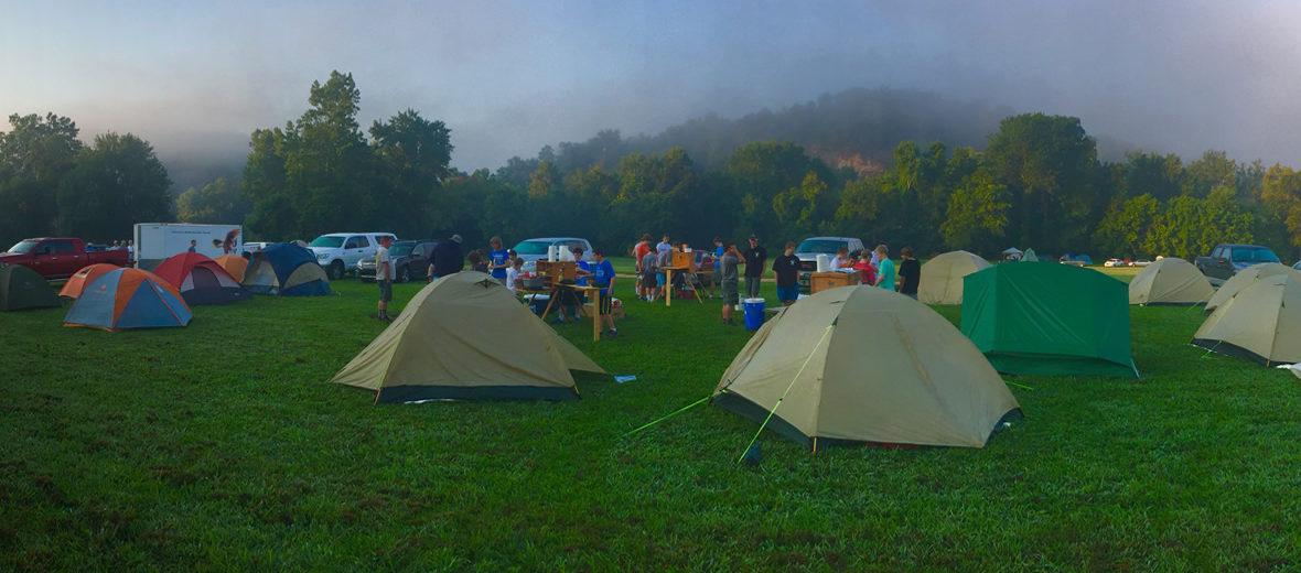 7 tips geniales para irte de camping