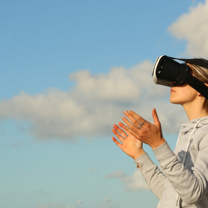 Realidad virtual