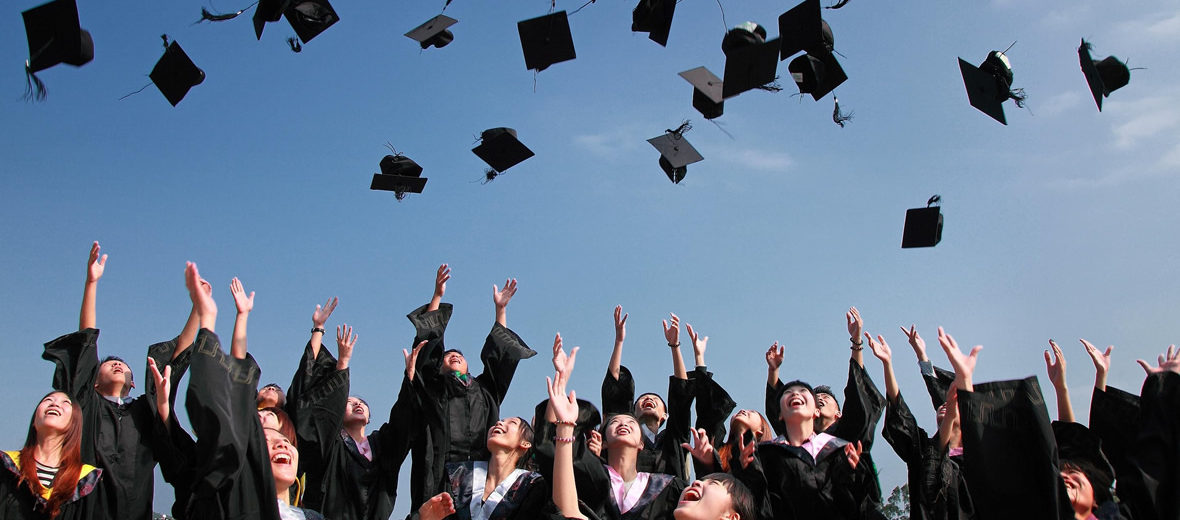 El origen de las graduaciones
