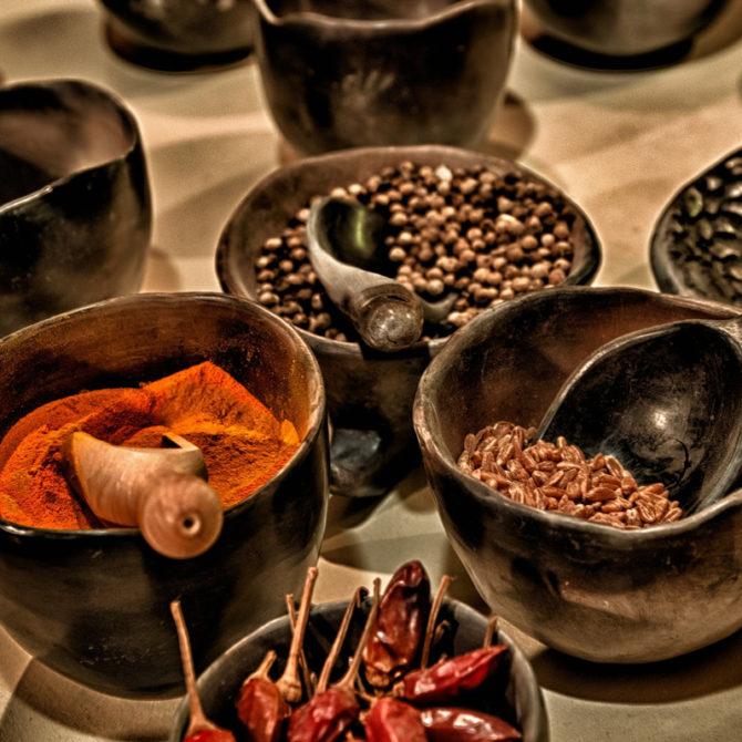 El mole, tradición y gastronomía mexicana