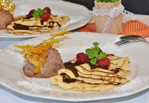 Las crepas, un delicioso y delicado platillo francés