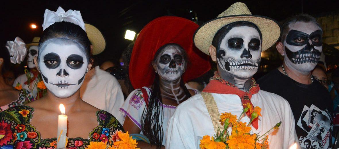 La Muerte, La Calaca, La Flaca o La Huesuda. Protagonista del arte mexicano