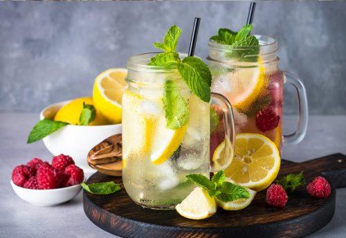 6 bebidas muy refrescantes y fáciles de preparar