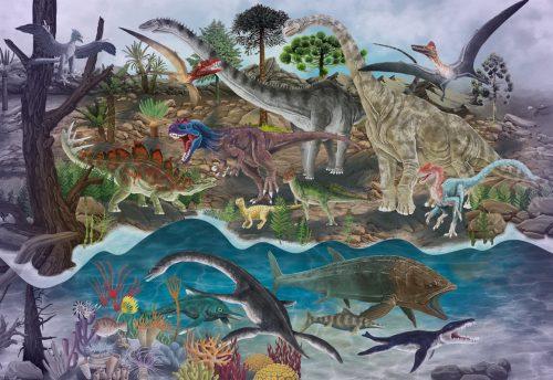 Una historia de más de 4,000 millones de años