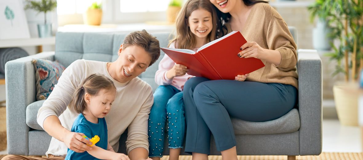 Tips para entretener a los niños en casa, según su edad