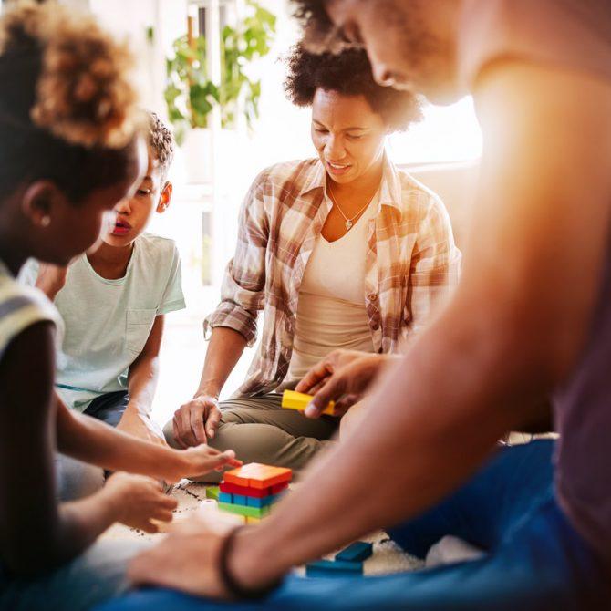 Tips para entretener a todos en familia