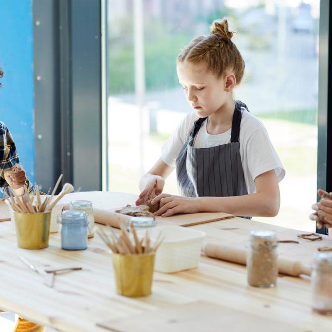 Tips para entretener a los niños más grandecitos en casa (5 años en adelante)