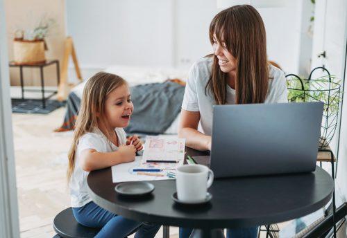 10 consideraciones para trabajar desde casa